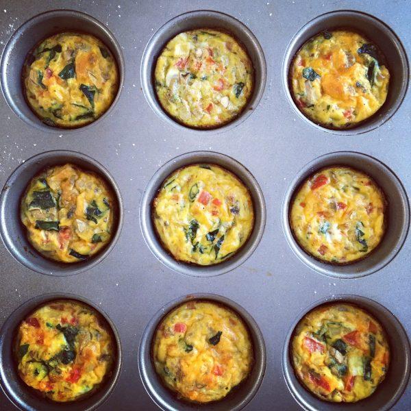 Kid Friendly Breakfast Recipe's with Sneaky Greens