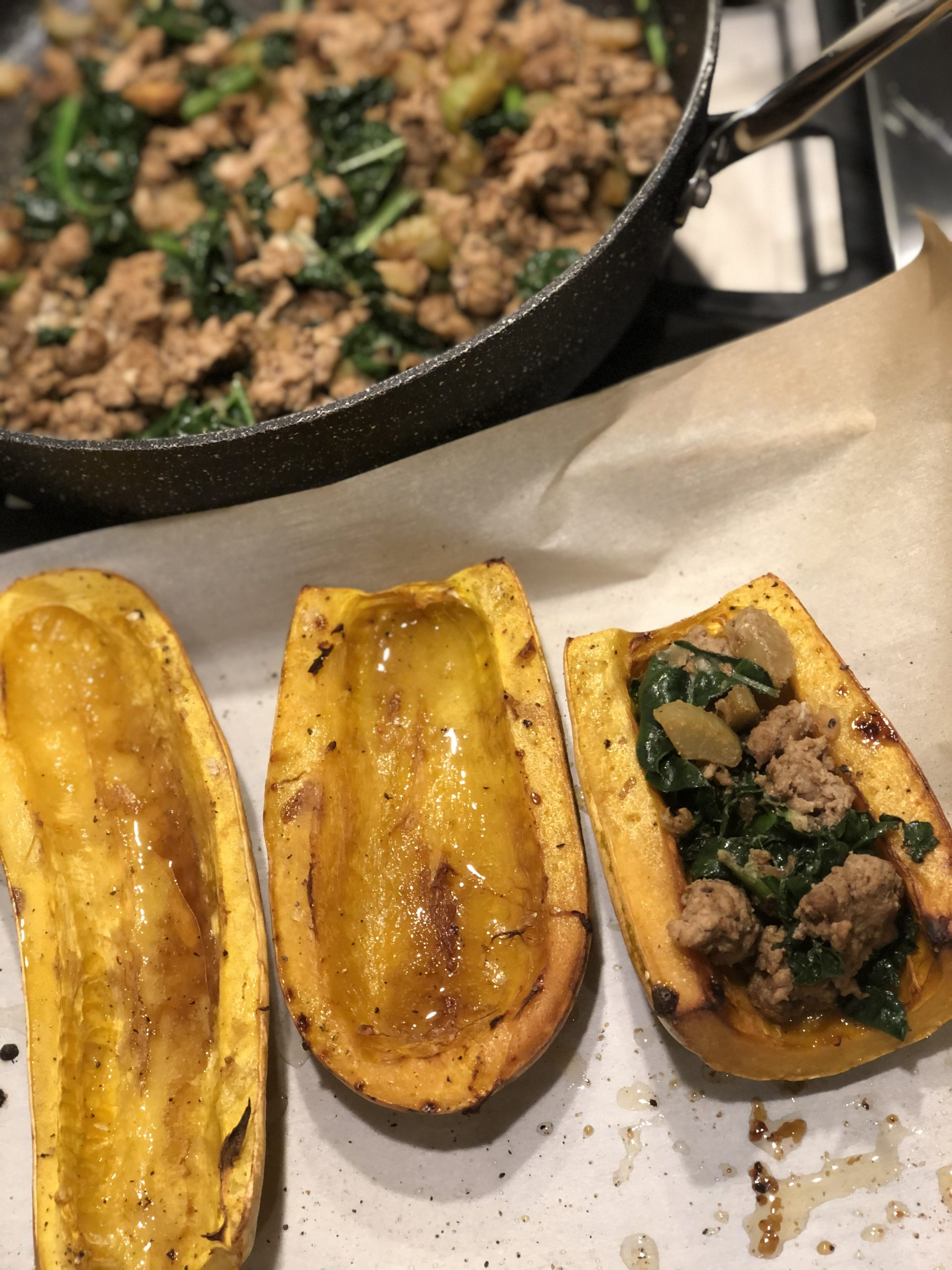 My Favorite Delicata Squash Recipe's