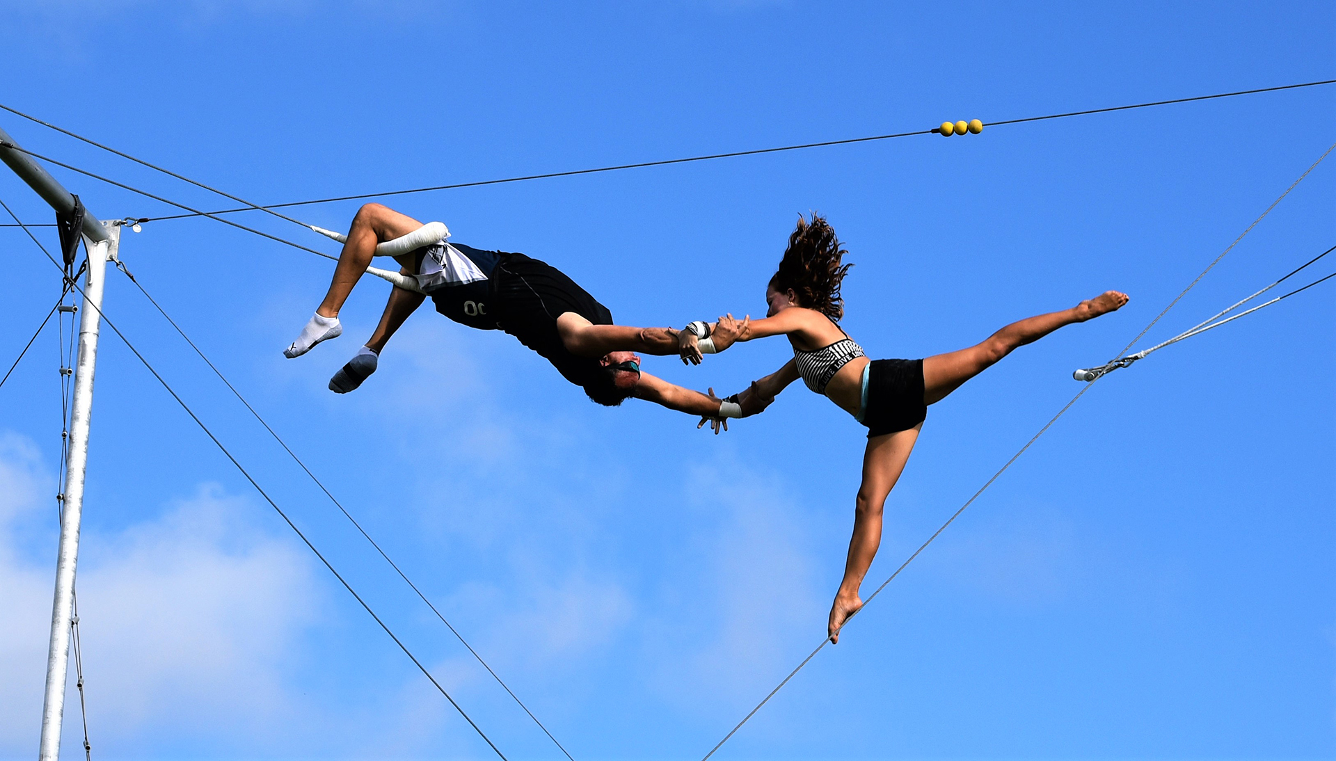 The Parable of the Trapeze & Transitional Phases