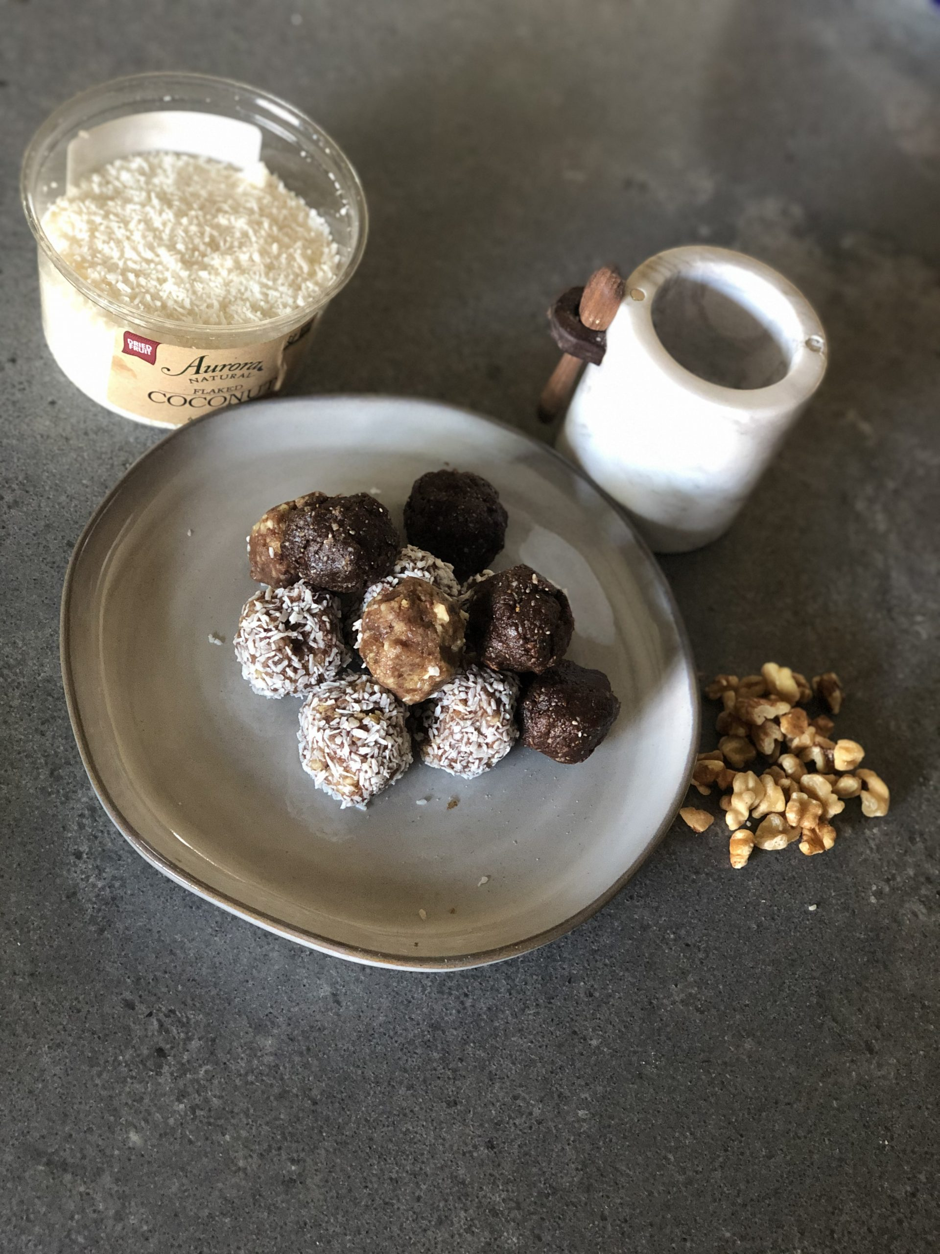 Need a Healthy Dopamine Hit? Energy Balls to The Rescue!
