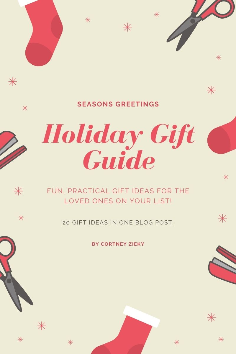 Cortney's Health Inspired Gift Guide